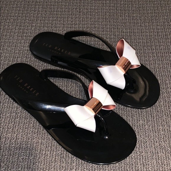 cdc7194fe2 Ted Baker London Shoes   Jelly Flipflops   Poshmark
